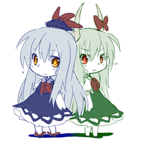 keine twins?? by 9aia