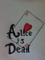 Alice is Dead Logo by AperatureScience