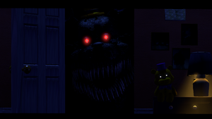 Your Worst One yet (fnaf sfm) by JR2417