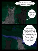Warriors: The Lost Stars -- Prologue 45 by ShadowRainLion
