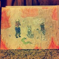 An Unexpected Damned Soul by gekkostate77