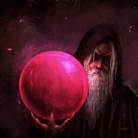 Crystal Ball by weaselpa