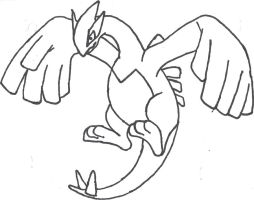 LUGIA REDONE! THE WORLD IS DOOMED by CoolMan666
