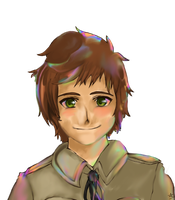 hetalia Spain by PieMutt