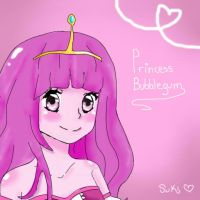 Princesa Chicle by Claudia-deviant-art