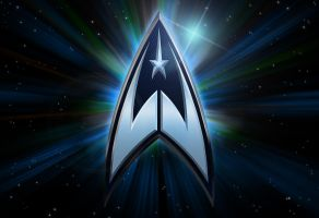 Trek Emblem Wallpaper by Retoucher07030