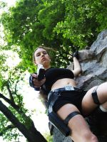Lara Croft - Problems? by TanyaCroft