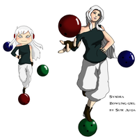 Syndra Bowling Girl by soiden135