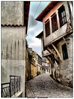 Xanthi Old Town by alex12m