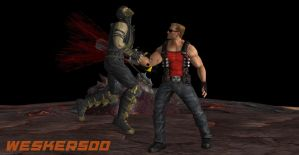 Bloodsaw Kill by Wesker500