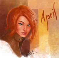 April by Zloy-Caleb