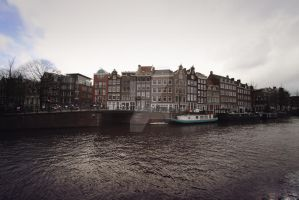Amsterdam Canal by Michaella-Designs