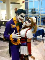 Cosplay: Amor de Locura.. by El-Saint