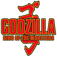 Godzilla - King of the Monsters Logo by KingAsylus91