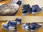 Advanced Potion Making shoes by KatjaFin
