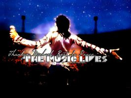 Michael Jackson Music Lives by tasha-matiu