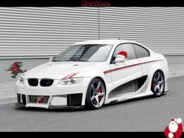 BMW M3 X-mas Chop by LEEL00