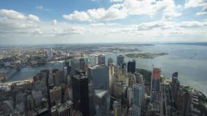 View from One World Trade Center, 08-27-15 by mlabot