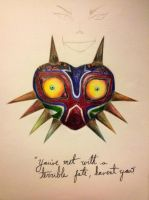 Majora's Mask - 2 by BlueEyes567