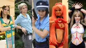 2012 - The Year in Cosplay by Cortana2552