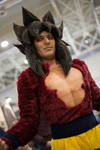 SSJ 4 GOKU by SONGOKU-COSPLAY