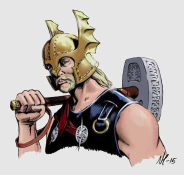 Thor by Voidsmoker