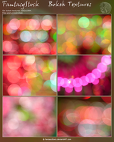 Bokeh Texture Zip Pack 5 by FantasyStock