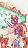 Cheerilee by Cazra