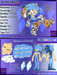Sky's Character Ref: PART 1 by Fly-Sky-High