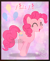 Pinkie Pie by Veemonsito