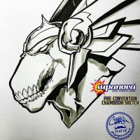 Supanova PreCon ChamBOOK - Beta Ray by theCHAMBA