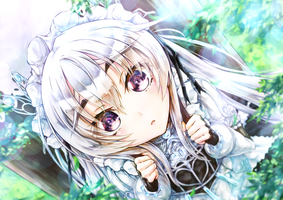 Chaika !!! by raidenvt