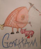 Gore Ham by Readmeabook21