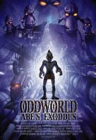 Oddworld Abe's exoddus Poster 3 by DebiTheFox