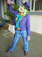 The Joker by analubelico