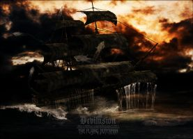 The Ship: II 'The Flying Dutchman' by D3vilusion