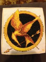 Mocking Jay by ReeRee6924