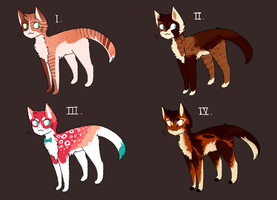 ota purr adopts!! open 1 left by cykas