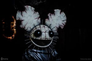 Deadmau5 Pinhead at Sloss Furnace by torsoboyprops