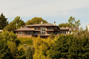 Mansion on the hill by ShawnHenry