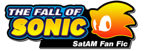 The Fall of Sonic LOGO by LinkMasterXP