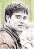 Colin Morgan mini-portrait by whu-wei