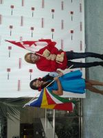 AX 2012 - Seychelles and Canada by Dark-Elf-Kana
