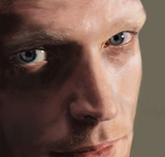 Paul Bettany portrait by Hillary-CW