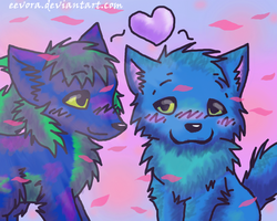 Contest Entry 4:  :.: LOVE :.: by Eevora
