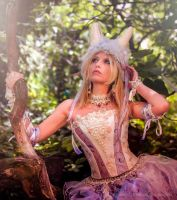 Titania - Queen of Fairies by AstarteXOX