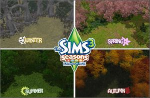The Sims 3 Seasons - Ideal by saxforlife