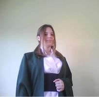 My costume for Tsunade by Trissacar