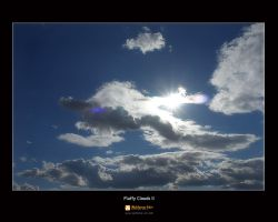 Fluffy Clouds 2 by waldemarart