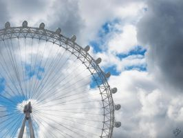 The London Eye by consine
